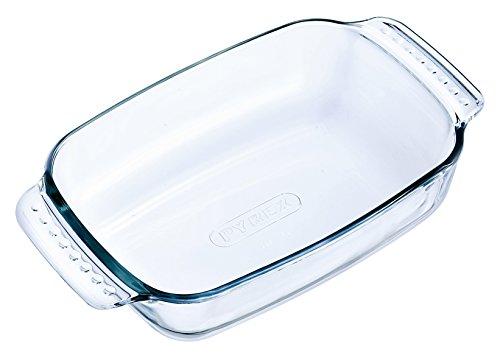 pyrex-4936165-fuente-rectangular-22x13cm-classic-vidrio-pyrex-color-transparente-22x13x5-cm