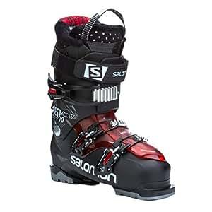 Salomon Quest Access 70 Ski Boots Black/Red