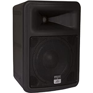 peavey impulse100black impulse 100 unpowered speaker cabinet black musical. Black Bedroom Furniture Sets. Home Design Ideas