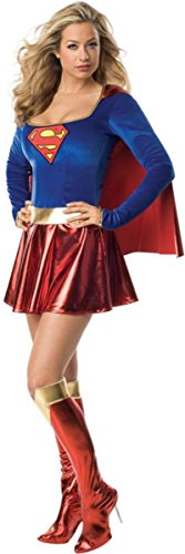 Morris Costumes Women's SUPERGIRL 1PC ADULT Costume, SMALL