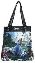 Alice In Wonderland Tote Bag Alice Style