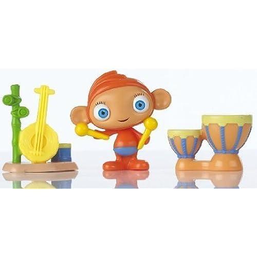 Fisher Price (휘셔 프라이스) Waybuloo Lets Make Music with Yojojo 피규어 인형 Play Set 피규어 장난감 인형 (병행수입)