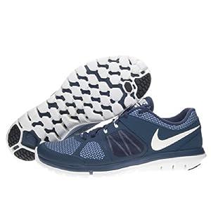 NIKE FLEX 2014 RN PREMIUM/MIDNIGHT NAVY Nike Hommes Mod. 642811-402 Mis. 43