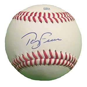Terry Francona Autographed Signed ROLB Baseball, Cleveland Indians, Boston Red Sox,...