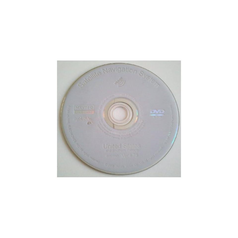 4.73 Honda Acura OEM Navigation DVD GPS Update Software