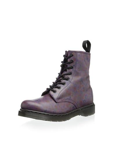 Dr. Martens Women's 1460 Boot  - Purple Little Flowers
