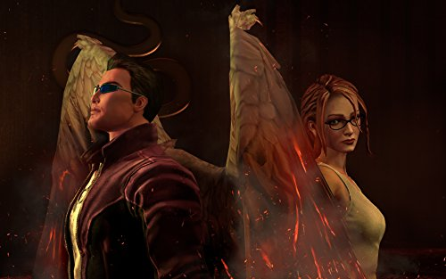 Saints Row 4 Re-elected and Gat Out of Hell  screenshot