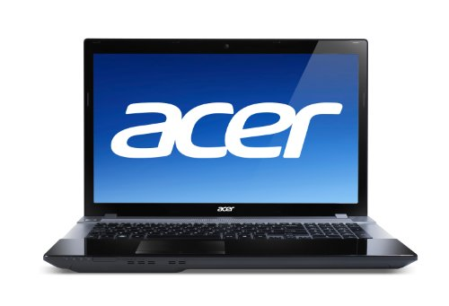 Acer Aspire V3-771-6865 17.3-Inch Laptop (Midnight Black)