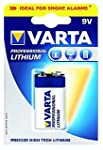 Varta Professional Lithium 9 V Block by VARTA