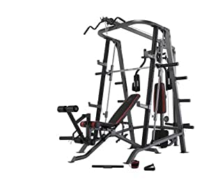 Marcy SM 6001 Smith Cage and Utility Bench