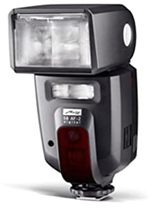 Metz 58 AF-2 MZ 58321C Digital Flash for Canon Cameras; manu. price = $399.88