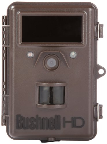 Buy Cheap Bushnell 8MP Trophy Cam HD Max Black LED Trail Camera with Night Vision (Model #119576C)
