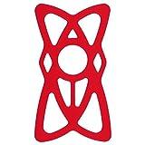 Texel webgrip Tether Soporte de Seguridad Rojo (00-90001-01)