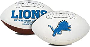 NFL Detroit Lions Signature Full Size Football by Licensed Products