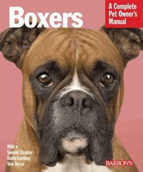 Barron's Publishing DBR7432 Boxers Revised
