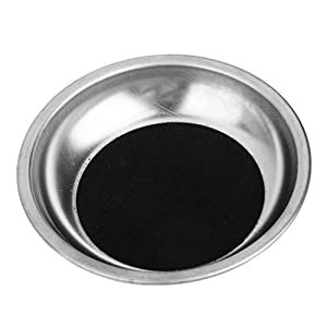 Stainless Steel Magic Toy Coin Penetrating Into Glass Cup Magic Trick Tool