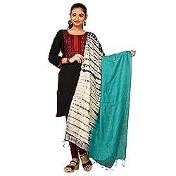 Darbari Women's Dupatta (OL-472_Multi Colour_Free Size)