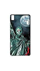 Statue Of Liberty Designer Mobile Case/Cover For Lenovo K3 note 2D Transparent