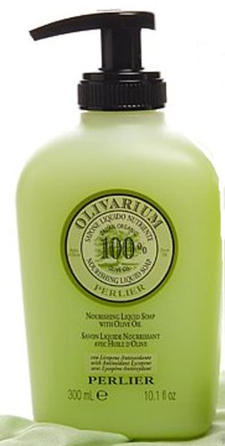 Perlier Body Hand Olivarium Liquid Soap Olive Oil ~ 10.1 Fl. Oz