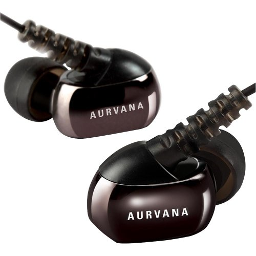 Creative Aurvana 3 In-Ear Noise-Isolating Headphones