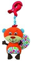 Tiny Love Clip-On Stroller Toy, Billy…