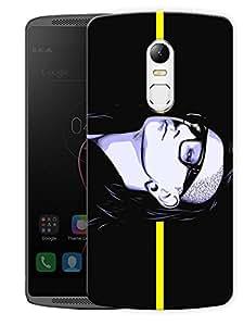 "Skrillex On A LinePrinted Designer Mobile Back Cover For ""Lenovo Vibe X3"" (3D, Matte, Premium Quality Snap On Case)"