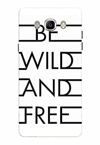 Aatank Premium Printed Mobile Case Back Cover for Samsung Galaxy J7(2016)