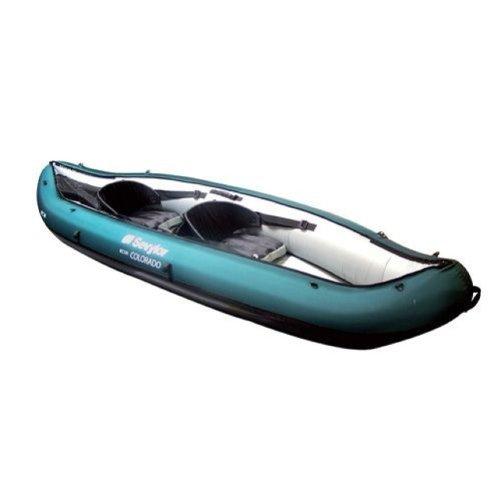 SEVYLOR - Kayak COLORADO PRO KIT Backpack + Pagaies + Gonfleur + Manomètre