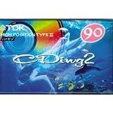 TDK カセットテープ 1本 90分ハイポジ(タイプ2) [CD2-90R_H]