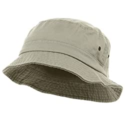 Washed Hats-Beige W12S41E,(M/L)