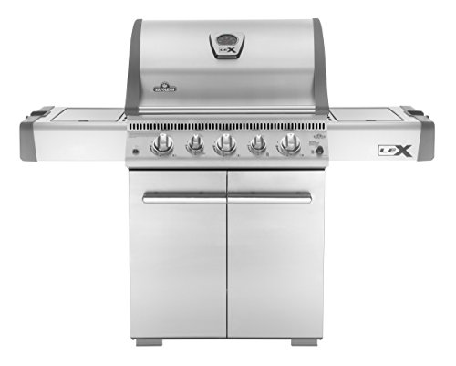 Napoleon-LEX485RSIBNSS-Natural-Gas-Grill