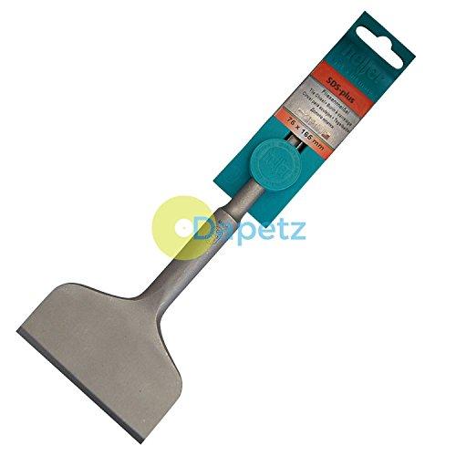 daptez-heller-sds-plus-75mm-x-165mm-acodado-cincel-broca-azulejos-paredes-suelo-alta-calidad-hecho-e