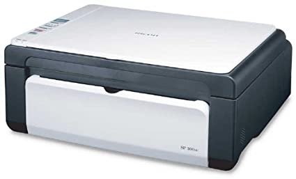 Ricoh B And W Multifunction - Aficio SP 100SU Multifunction Laser Printer