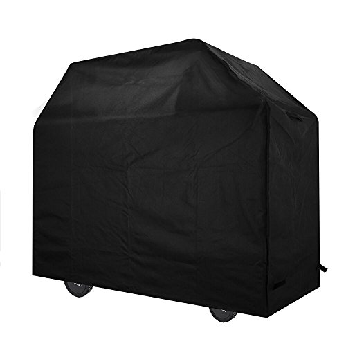 VicTsing Grill Cover Waterproof Heavy Duty Barbecue Covers Thick Heavy Duty Barbeque (BBQ), Medium 58-Inch -- Classic Accessories