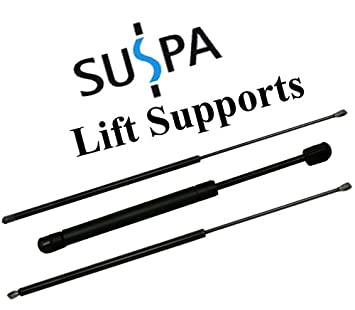2 Truck Camper Top Rear Window Lift Support Strut 80 lbs Replaces C16-08053 Pc