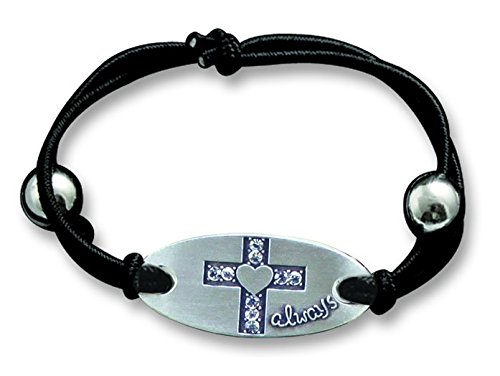 Cathedral Art SB205 Cross, Blessing Bracelet, 3-Inch