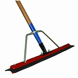 Amazoncom harper brush works 24224a 24quot heavy duty floor for Floor squeegees heavy duty