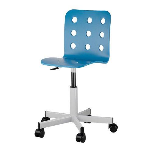 IKEA Jules Junior Schreibtischstuhl blau jetzt kaufen