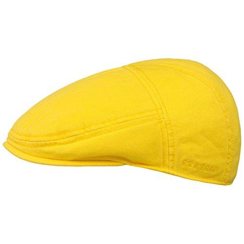 paradise-cotton-flat-cap-stetson-flat-caps-cotton-cap-l-58-59-yellow