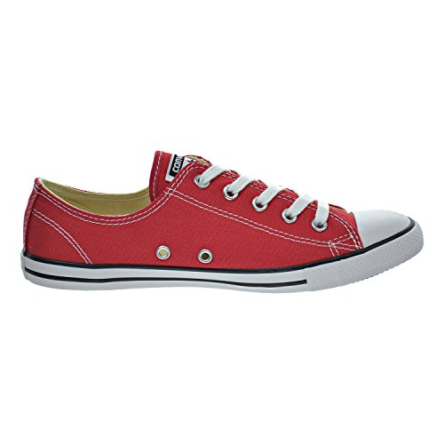 Converse Chuck Taylor All Star Dainty Ox Women Shoes Varsity Red 530056f (7.5 B(M) US)