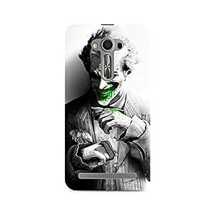 Premium Anti Slip Designer Printed Hard Matte Back Case Cover For Asus Zenfone 2 Laser ZE550KL