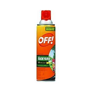 off yard deck insecticide spray 16 oz patio lawn