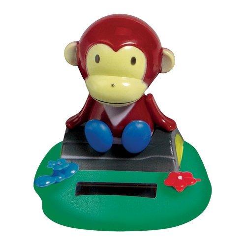 Solar Power Motion Toy - Monkey - 2.5 inch - 1