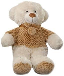 Play n Pets PNP-2057 Bear with Sweater 40cm (Medium)