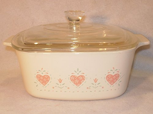 Corning Forever Yours Huge 5 Liter Casserole with Clear Lid (Corning 5l compare prices)