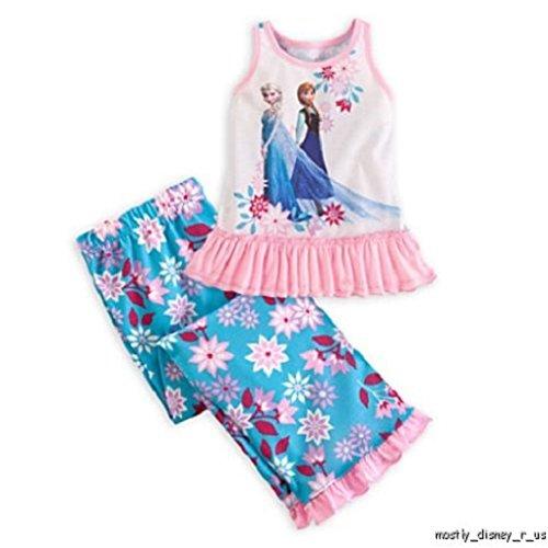 Disney Frozen Sleepers And Pajamas Webnuggetz Com