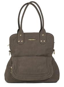 timi & leslie Hayley Diaper Bag, Mushroom Brown (Discontinued by Manufacturer)