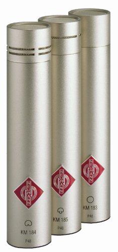 Neumann Km184 Cardioid Condenser Microphone (Nickel)