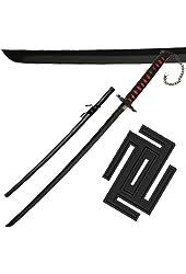 Japanese Anime Ichigo Tensa Bankai Sword Cutting Moon