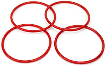 Large 5 Inch Size Ring Toss Rings - Case of 48 Rings
